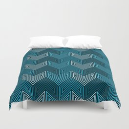 Op Art 47 Duvet Cover
