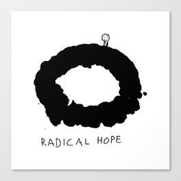 Radical Hope Canvas Print