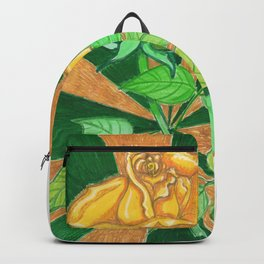 Shining Rose Backpack