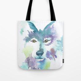 Wolf Love Tote Bag