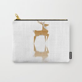 Paper Wings Carry-All Pouch