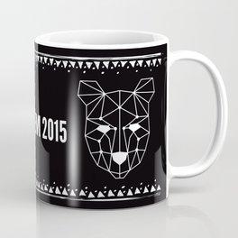 Totem Festival 2015 - White & Black Coffee Mug