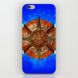 Silly Mayans iPhone Skin