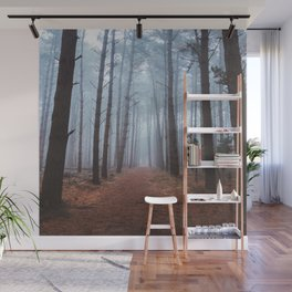 Secrets Of The Woods Wall Mural