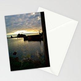 Sutro Baths Sunset Stationery Cards