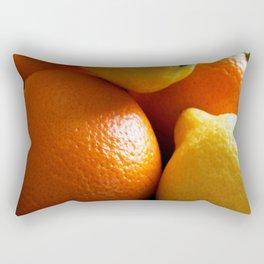 Oranges & Lemons Rectangular Pillow