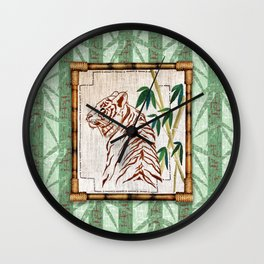 Bengal Wall Clock