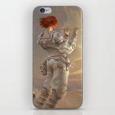 Mars Sonata iPhone & iPod Skin