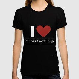 Rancho Cucamonga California CA Californian T-shirt