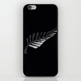 Silver Fern iPhone Skin
