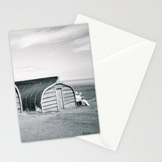 Holy Island Boat Sheds Stationery Cards