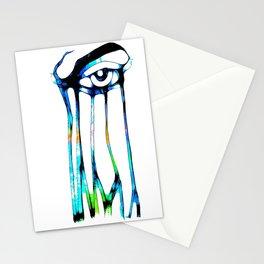 OJO MANGLE Stationery Cards