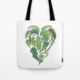 Hard Love II Tote Bag