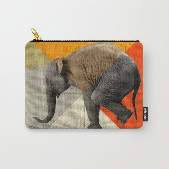Balance of the pyramids Carry-All Pouch