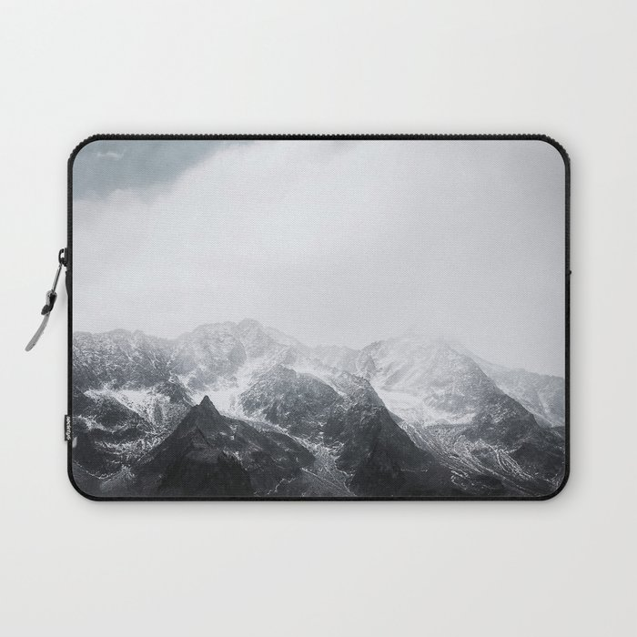 Morning in the Mountains - Nature Photography Laptop Sleeve