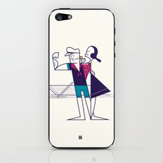 We will sail away iPhone & iPod Skin