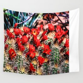 In Full Bloom Wall Tapestry