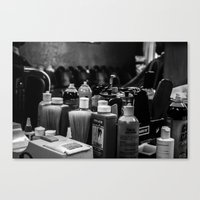 fancy Canvas Prints featuring fancy. by Cooper Roberts