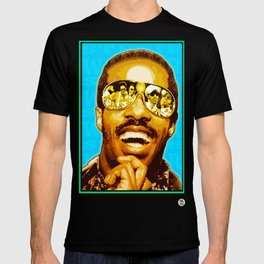 """STEVIE WONDER: iWONDER"" T-shirt"