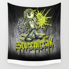 Störenfreak Wall Tapestry