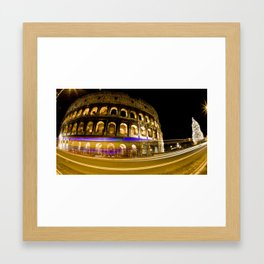 Colosseum Framed Art Print
