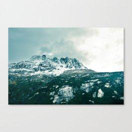 White Pass - Alaska  Canvas Print