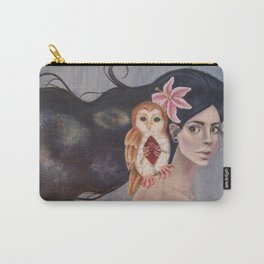 Mourning Pasts Carry-All Pouch