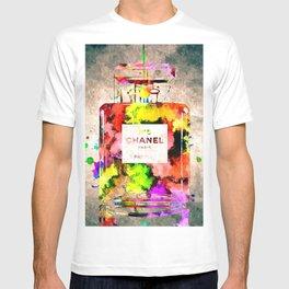 No 5 Grunge T-shirt