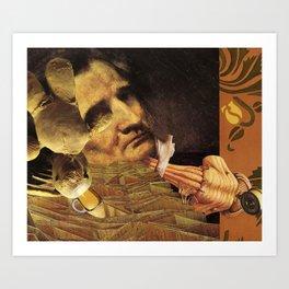 Berlioz Art Print