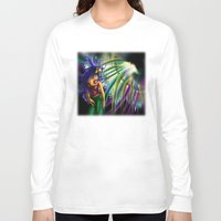 bass Long Sleeve T-shirts featuring Bass by A_Wags