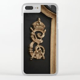 Gates of the Gates Clear iPhone Case