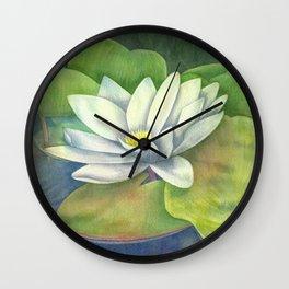 Docked Wall Clock