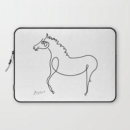 Pablo Picasso, Horse Artwork, Animals Sketch, Prints, Posters, Tshirts, Bags, Men, Women, Kids Laptop Sleeve
