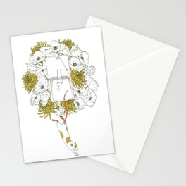 Agony in the Garden Stationery Cards