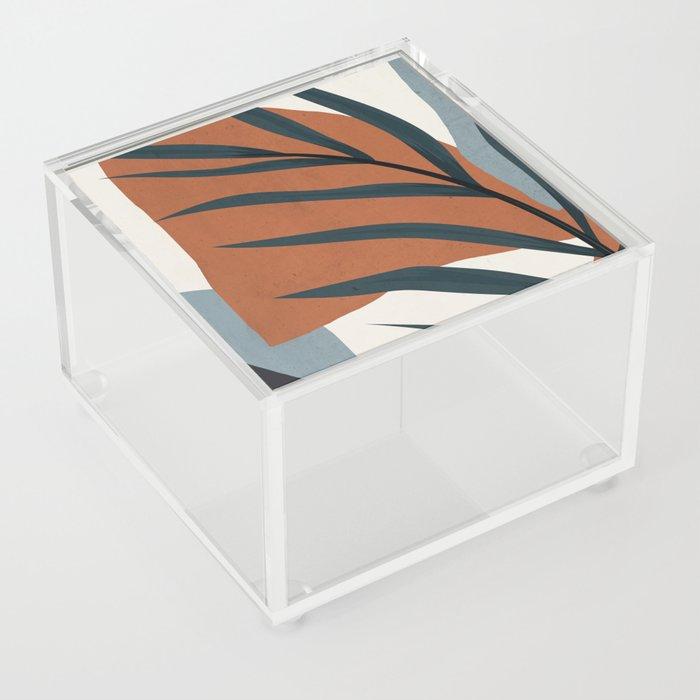 Abstract Art 35 Acrylic Box