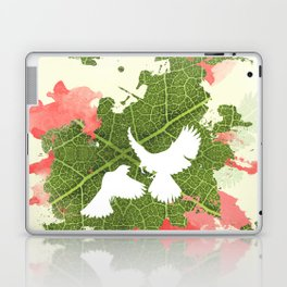 Leaf Bird Laptop & iPad Skin