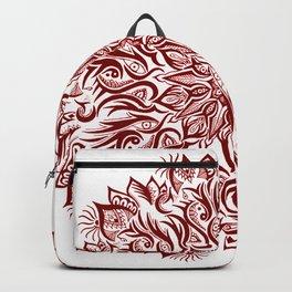 Fire-Garnet Backpack