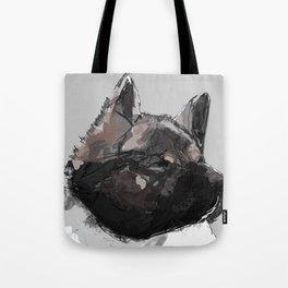 Akita Tote Bag