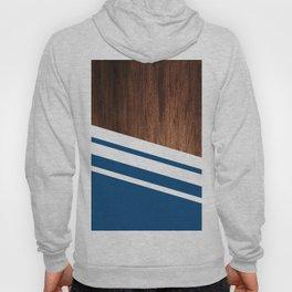 Wood of blue Hoody