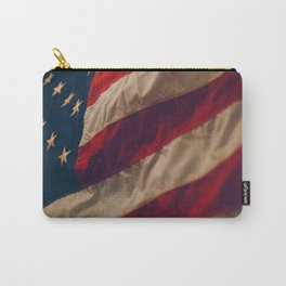 The Flag (Color) Carry-All Pouch