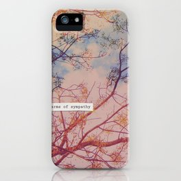 Red Light Fever iPhone Case