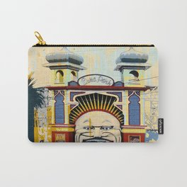 Luna Park in St.Kilda Carry-All Pouch