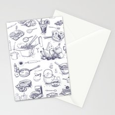 My Lovely Kitchen Stationery Cards