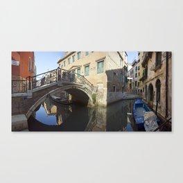 italy - venice - widescreen_654-657 Canvas Print