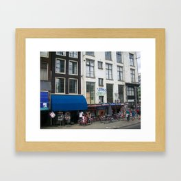 Words of The People Framed Art Print