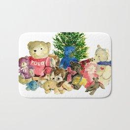 Teddy Bears Bath Mat