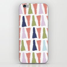 PAINT TRIANGLES iPhone & iPod Skin