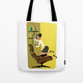 To the Left… Tote Bag