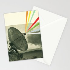 Earth Calling Stationery Cards
