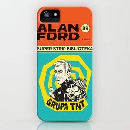 Glory to Yugoslavian design iPhone Case